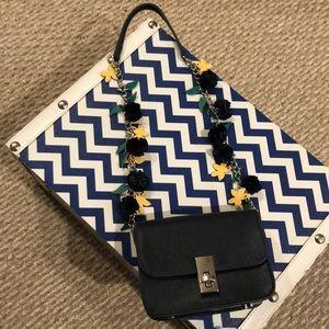 BNWOT Zara Pom Pom adorable purse